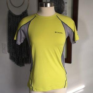 Columbia Omni-Freeze Zero Workout/Outdoor Shirt